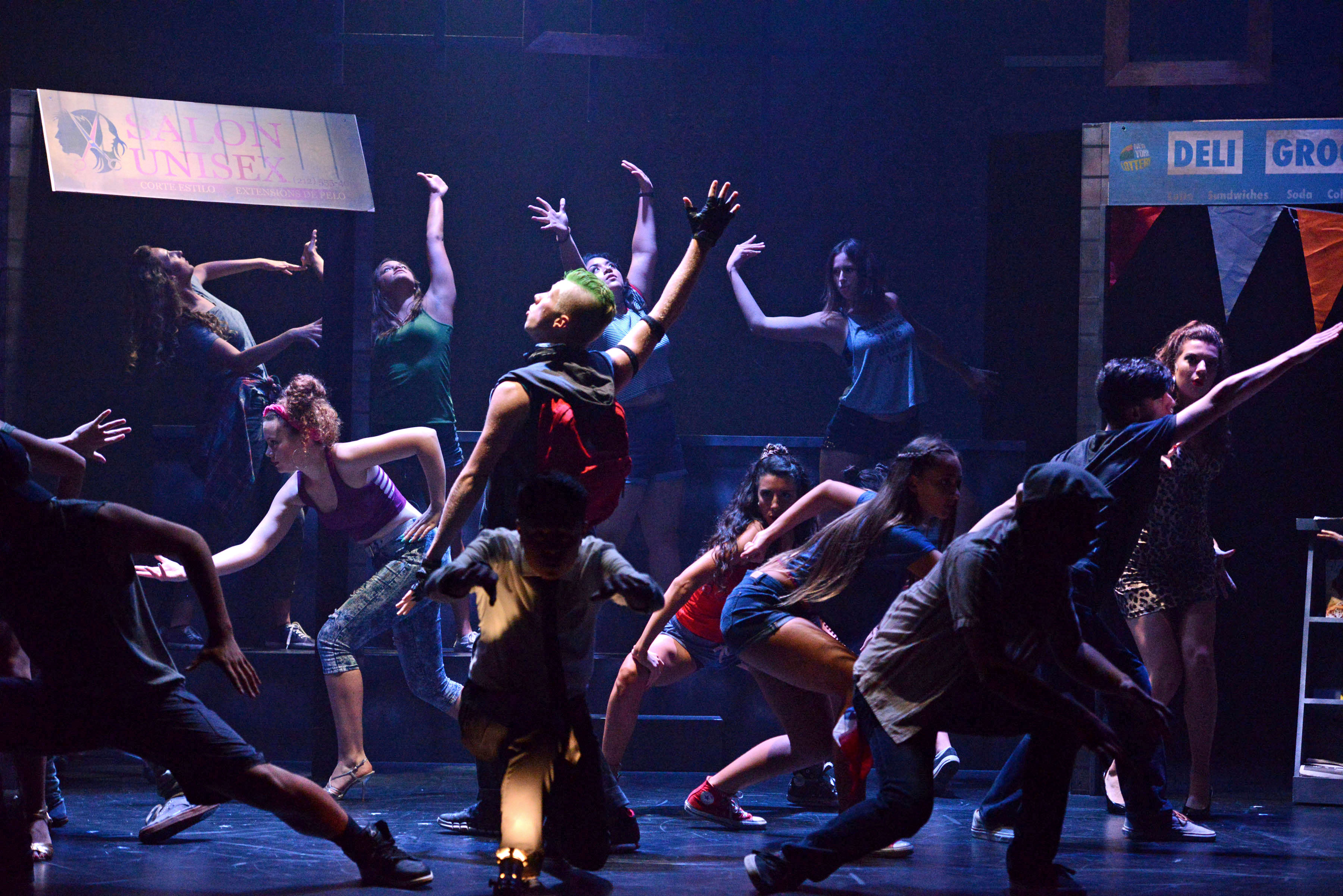 """Brilliant, Spirited """"In the Heights"""" Closes This Weekend At The Rubicon"""