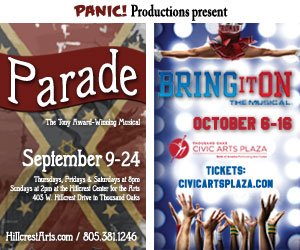 Panic! Productions Parade and Bring It On