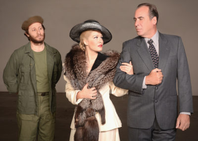 """Marc Baron Ginsburg Talks About Playing """"Che"""" in Cabrillo's New Production of """"Evita"""""""