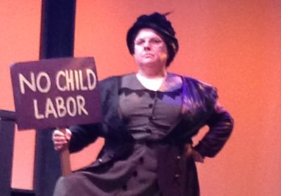 "Political Figures In ""Ragtime"" – Part 1: Emma Goldman"