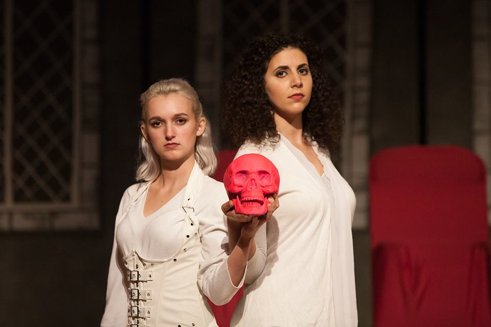 """To Thine Own Self Be True: A Female """"Hamlet"""" Plays At Curtain Call Youth Theatre"""