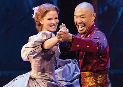 "Guest Review: ""The King and I"" at the Pantages"