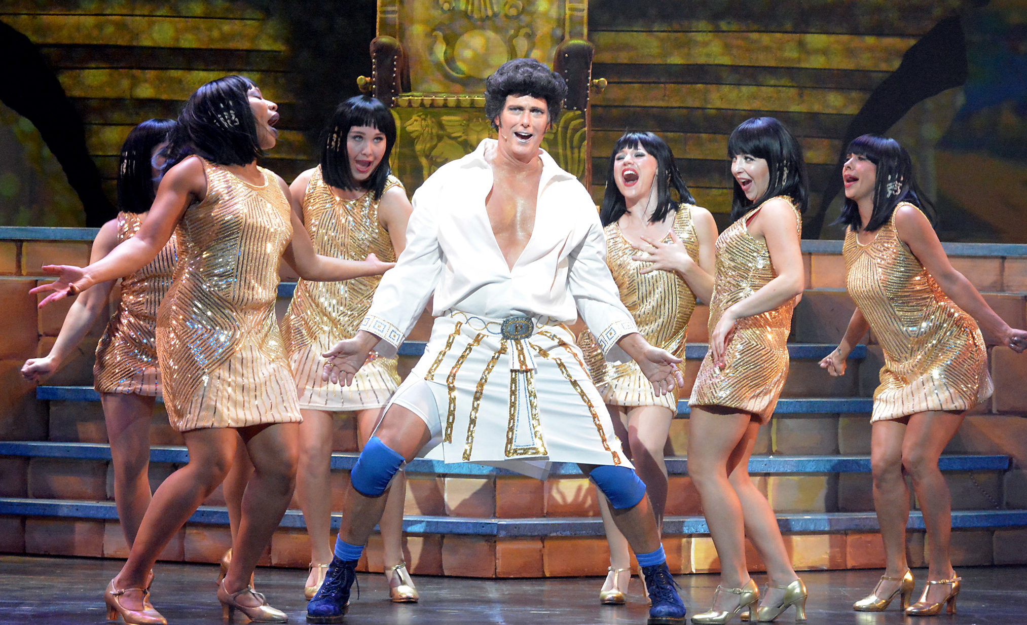 """Joseph"" Displays New Colors In 5-Star's Inaugural Musical"