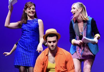 "Angst In Spain: Musical Theatre Guild's ""Women On The Verge Of A Nervous Breakdown"""