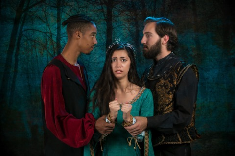 "CLU's Kingsmen Deliver Solid Production Of ""Cymbeline"""
