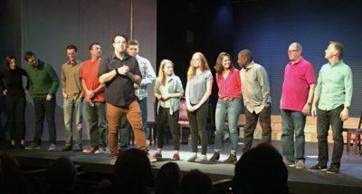 An Impromptu Talk About Improv With Jeremy Zeller