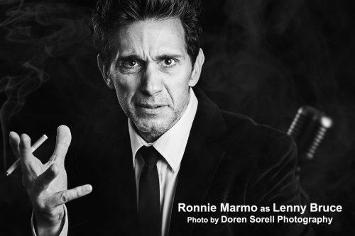 """""""I Am Not A Comedian…I'm Lenny Bruce"""""""
