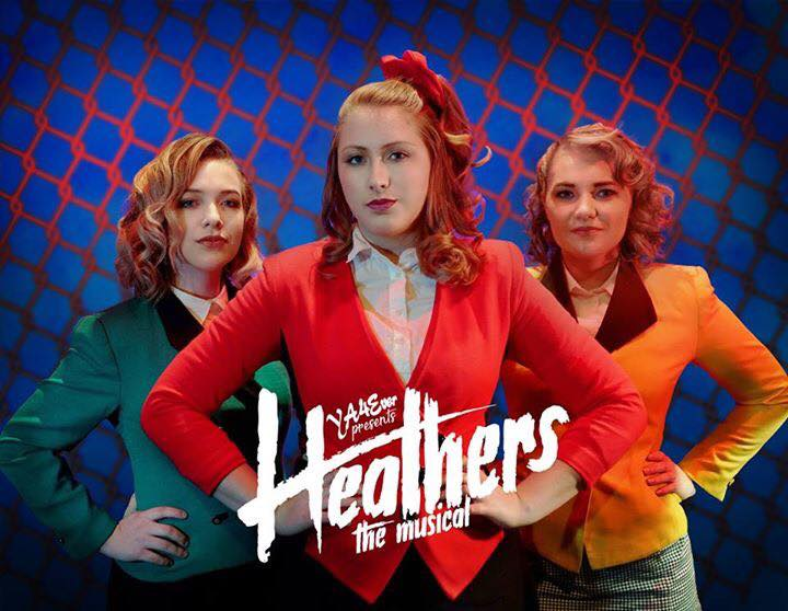 """""""Heathers"""" Director Timothy Reese Talks About Read-Throughs."""