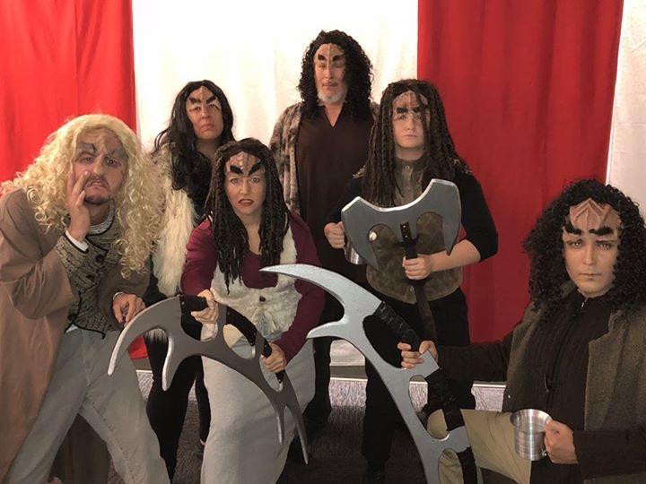 A Klingon Christmas Carol: Making It So – Part 1