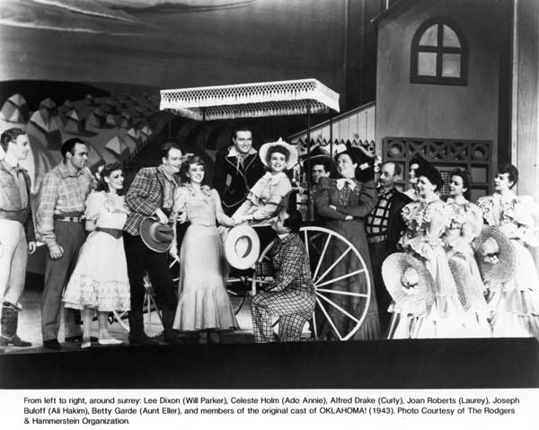 """Oklahoma!"" Turns 75, Part 3: Rodgers Meets Hammerstein"