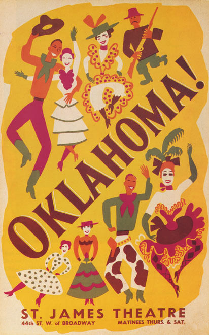 """As High As A Elephant's Eye: """"Oklahoma!"""" Turns 75 – Part 1"""
