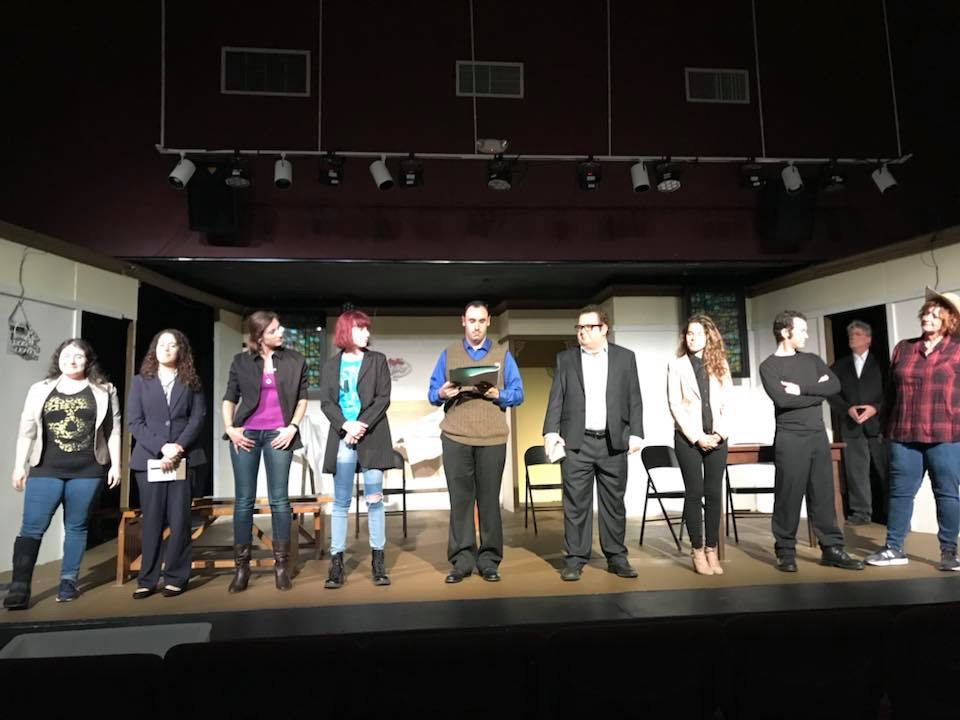 """The Laramie Project"""" – Riveting Anatomy Of A Murder – VC Onstage ..."""