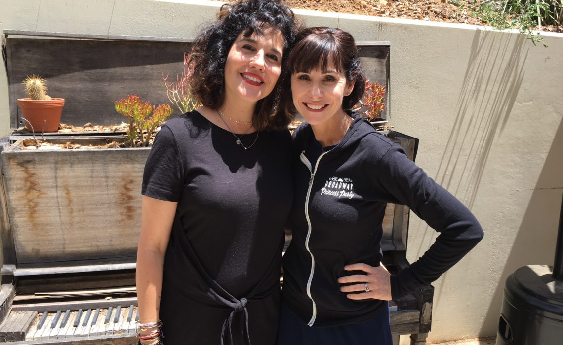 """Our First Podcast! Susan Egan Revisits Belle For The Last Time Along With """"Beauty And The Beast"""" Director Yvette Lawrence"""