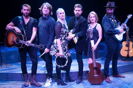 Talent Matches Material In '60s-'70s Folk-Rock Retrospective