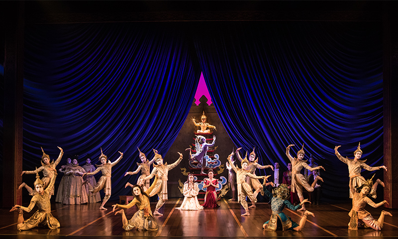 """National Tour Of """"The King and I"""" Arrives At The Kavli"""