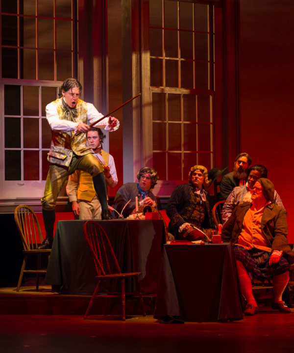 BWW Review: 1776 at La Mirada Theatre For The Performing Arts