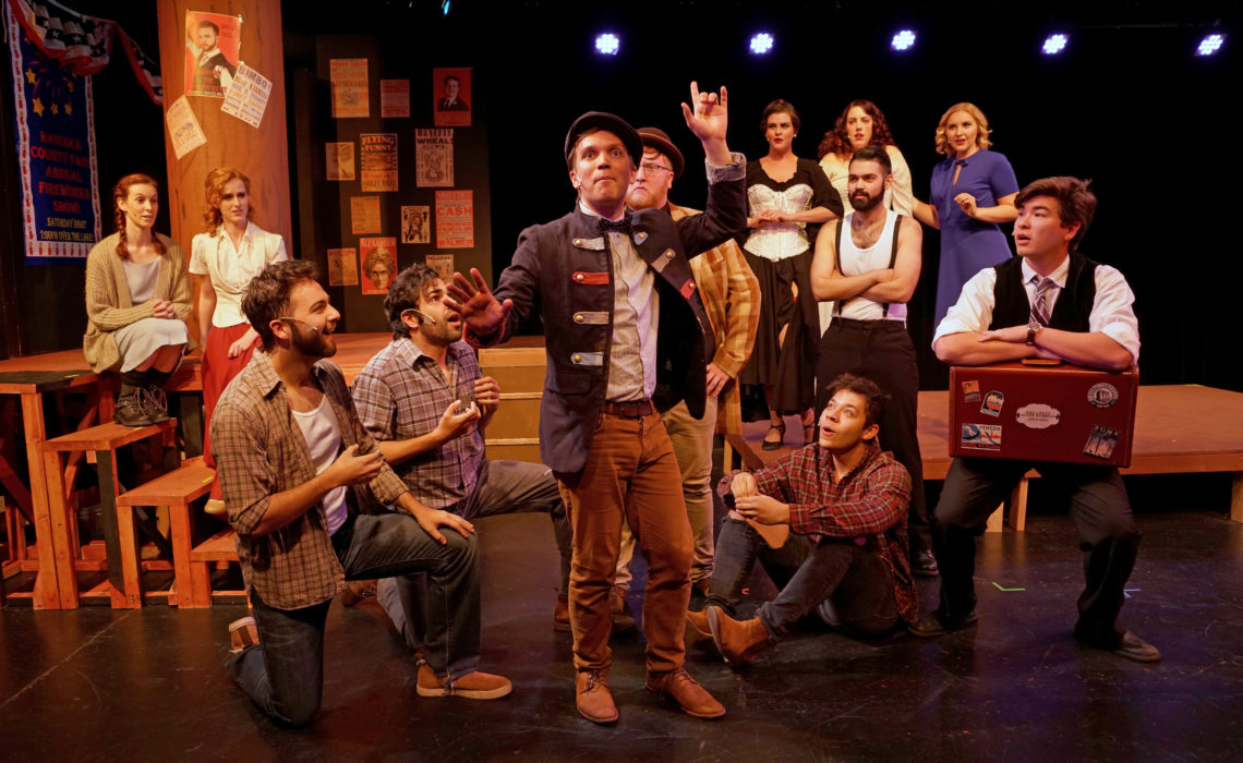 "New Musical ""Scott Robbins"" Makes Its Debut At Hillcrest Center"