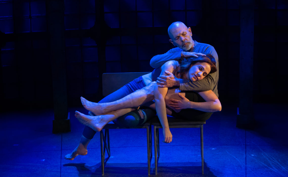 "Rubicon's ""Heisenberg"" Delivers With Life-Affirming, Intimate Drama"