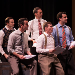 BWW Review: MINNIE'S BOYS at Musical Theatre Guild