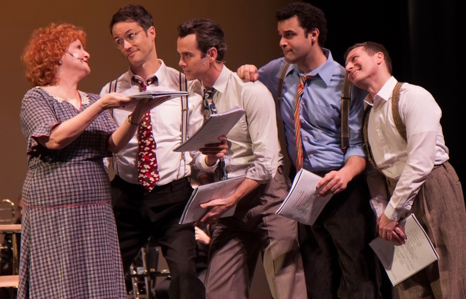 """""""Minnie's Boys"""" Staged Reading Tracks Early Antics Of The Marx Brothers"""