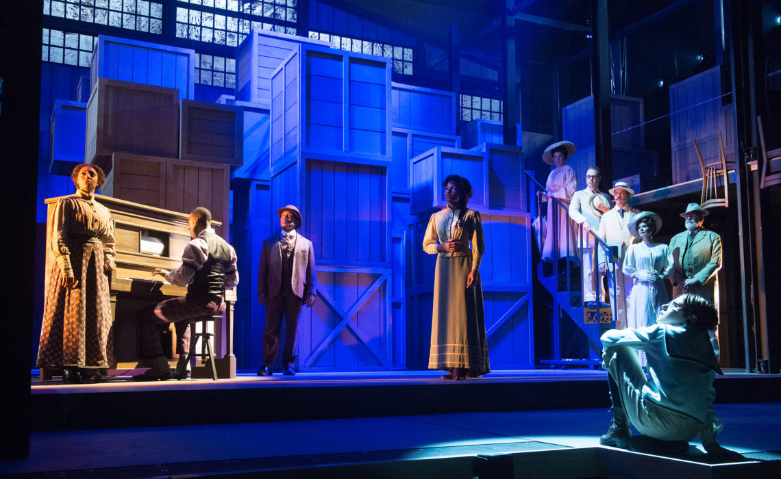 "Pasadena Playhouse Uncrates New Imagining Of ""Ragtime"""