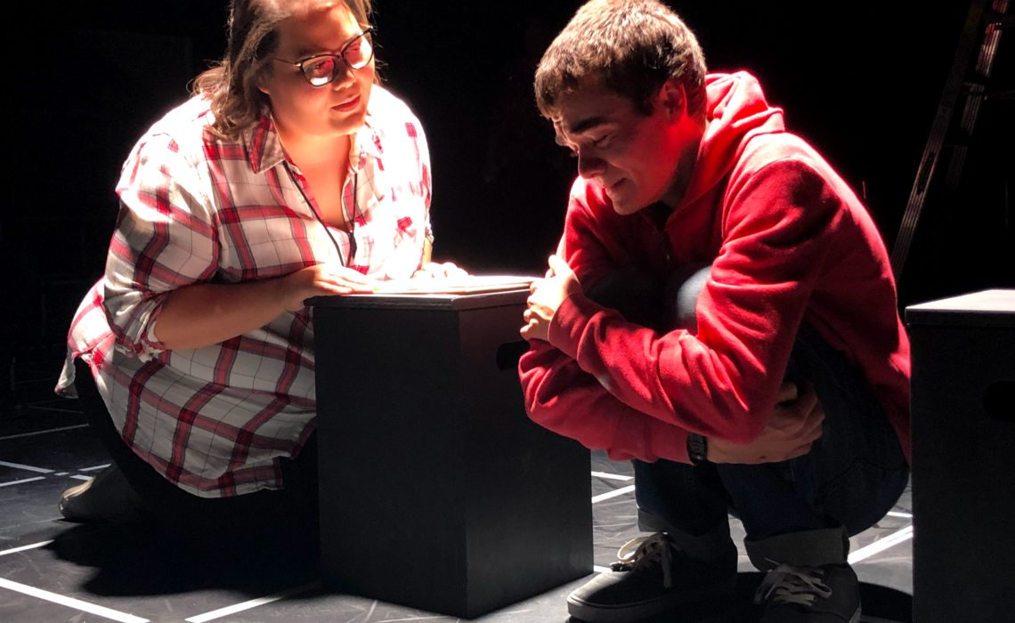"Young Thespian Shines In ""Curious Incident"""