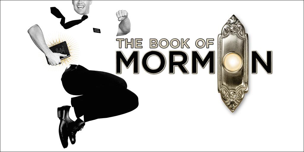 """""""The Book Of Mormon"""" Comes A-Callin'"""