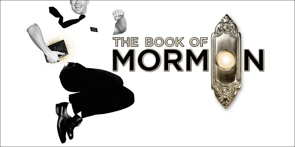 """The Book Of Mormon"" Comes A-Callin'"