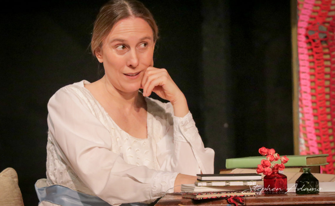 Anna Kotula Plays Emily Dickinson In One-Woman Show