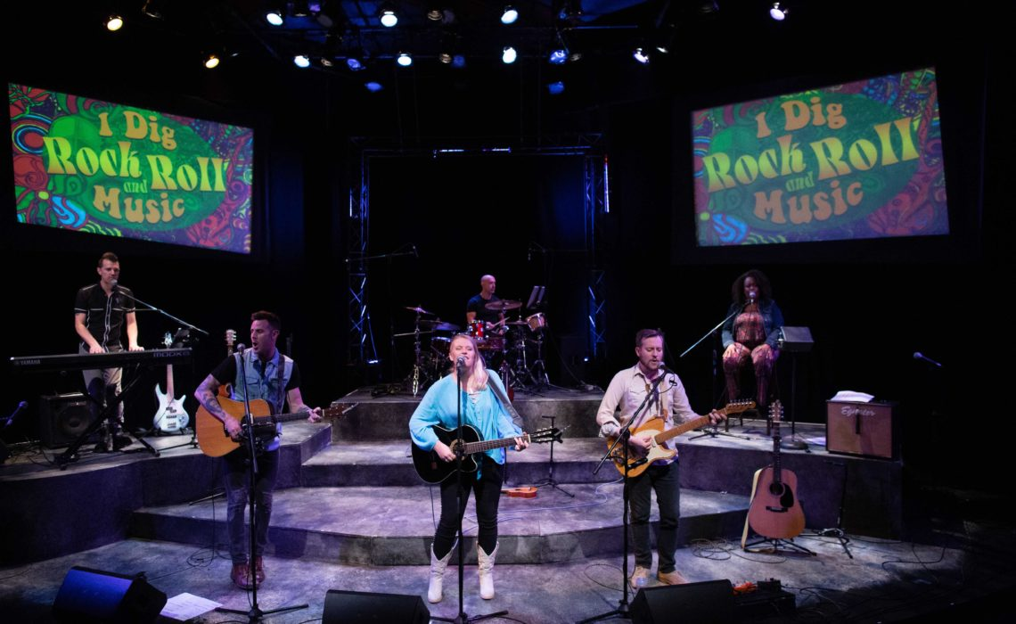 """I Dig Rock & Roll"" Returns To The Rubicon"