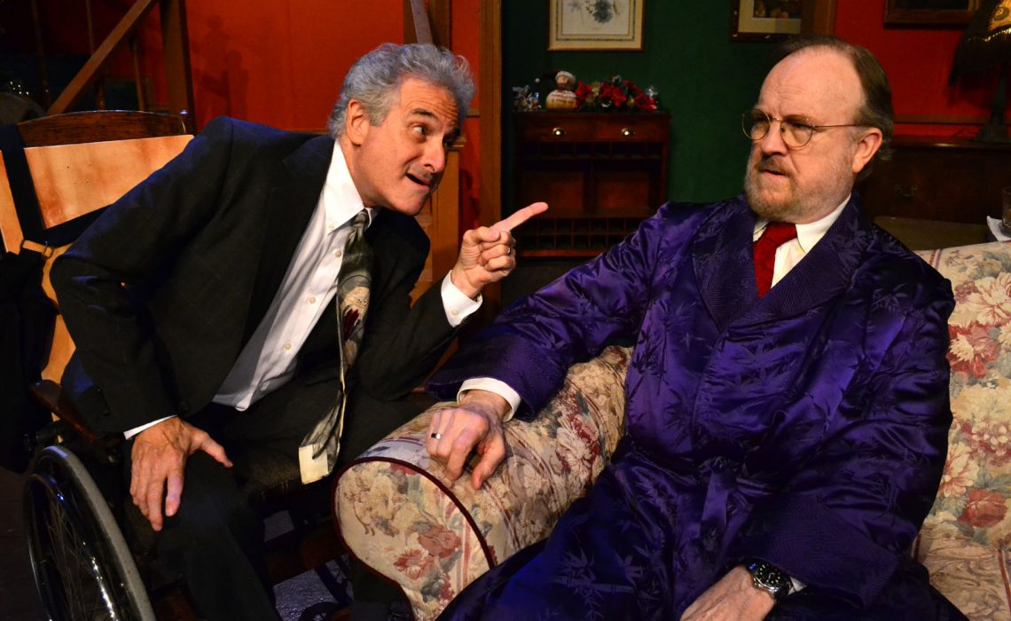 """""""The Man Who Came To Dinner"""" Is Rip-Roaring Comedy For The Holidays"""