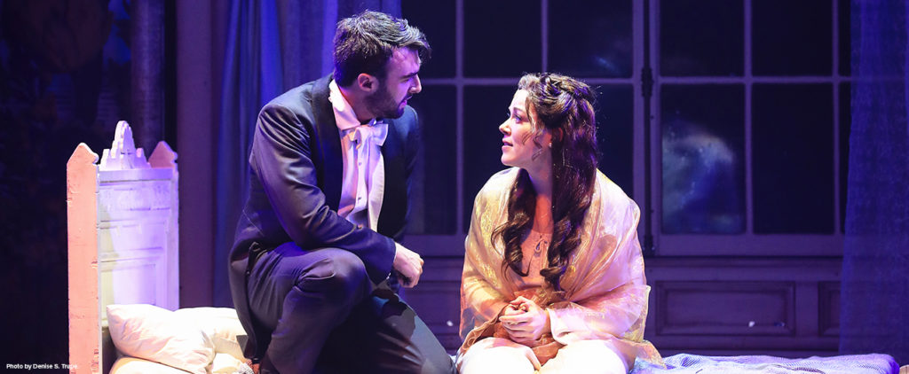 BWW Review: FINDING NEVERLAND at Fred Kavli Theatre